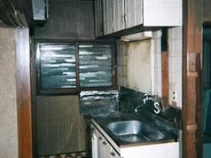 ビフォー キッチン