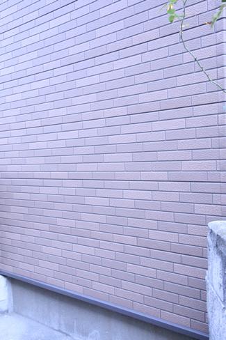 アフター 外壁