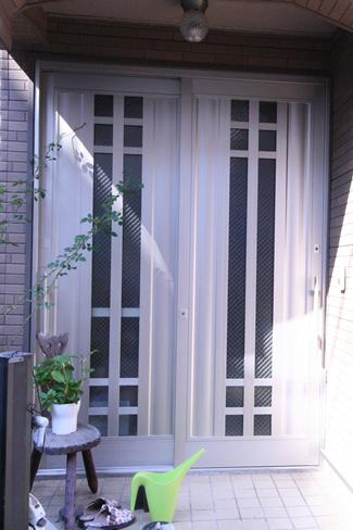 アフター 玄関ドア