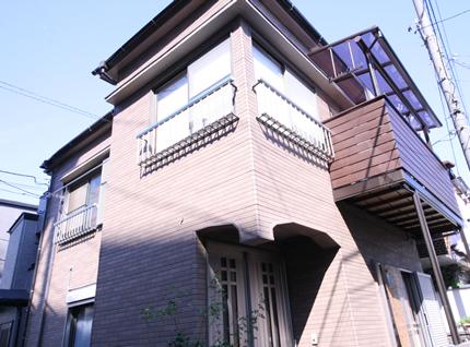 東京都荒川区 A様邸 外壁・屋根及びバルコニー改修工事