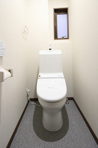 アフター 2階 トイレ