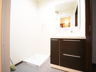 アフター 2階 洗面化粧台