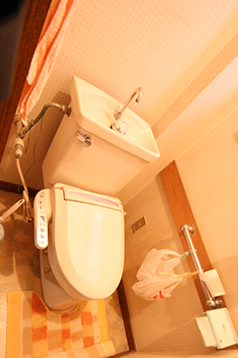 ビフォー 2階 トイレ