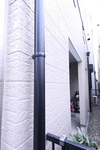 アフター 鉄部・外壁