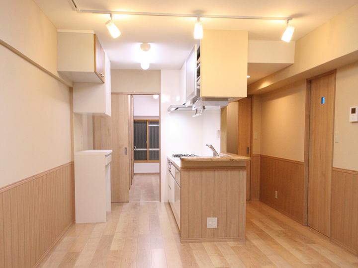 東京都台東区 Y様邸 マンションリノベーション