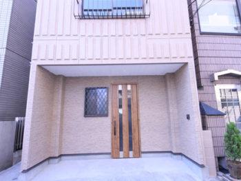 東京都荒川区 戸建て2世帯住宅
