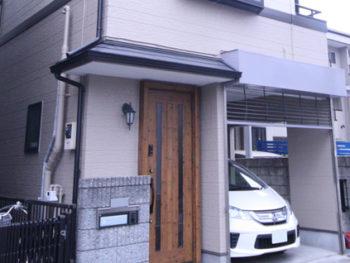 荒川区 I様邸 外壁・屋根塗装リフォーム