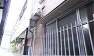建物外周の調査