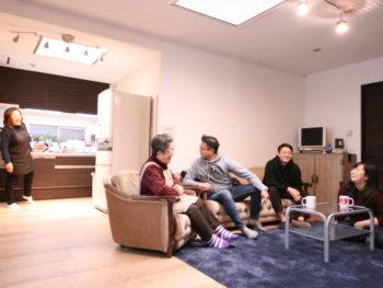 台東区 K様邸 LDK+和室⇒洋室リフォーム