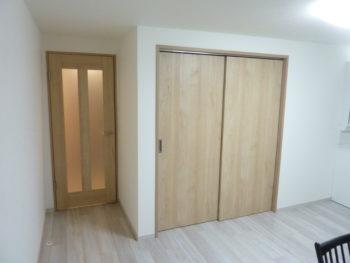 荒川区 1階店舗を居室へリフォーム
